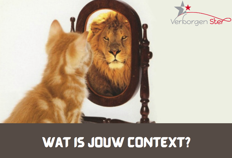 Wat is jouw context?
